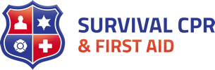 Survival CPR & First Aid – Santa Rosa, CA Logo